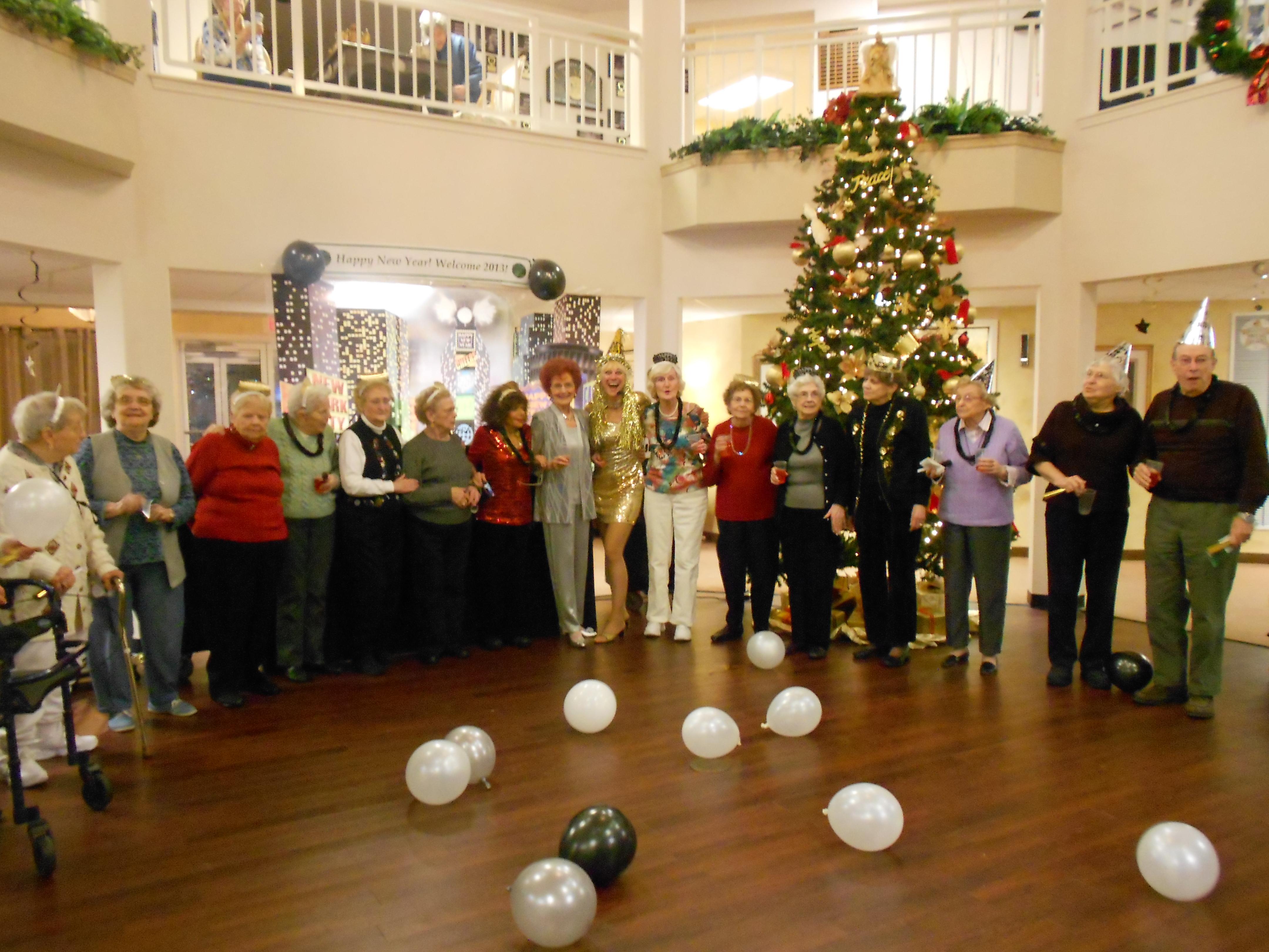 Senior Living shows  Live Performer  Themes   Pittsburgh